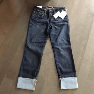 Joes Jeans cropped jeans